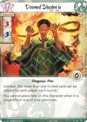 Doomed Shugenja