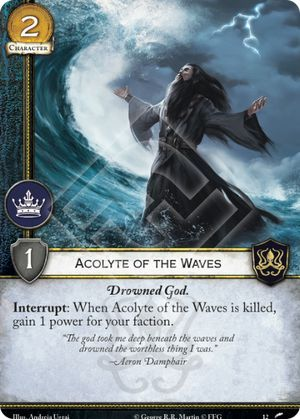 Acolyte of the Waves - TAK