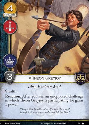 Theon Greyjoy - Core
