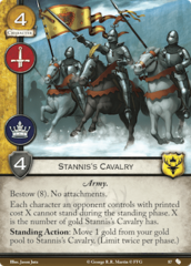 Stannis's Cavalry - OR