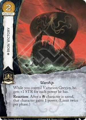 Iron Victory