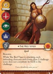 The Red Viper - OR