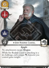 Ser Rodrik Cassel - TKP 41