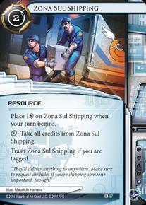 Zona Sul Shipping