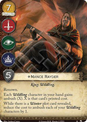 Mance Rayder - WotN