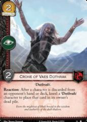 Crone of Vaes Dothrak - TKP