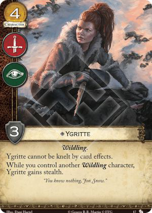 Ygritte - 17