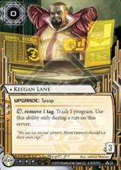 Keegan Lane