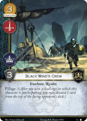 Black Winds Crew - Core