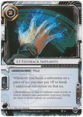 E3 Feedback Implants