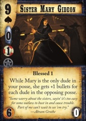 Sister Mary Gideon