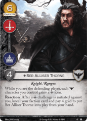 Ser Alliser Thorne - TKP 45