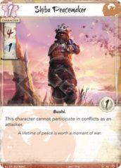 Shiba Peacemaker