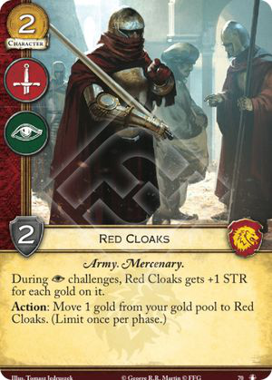 Red Cloaks - NMG
