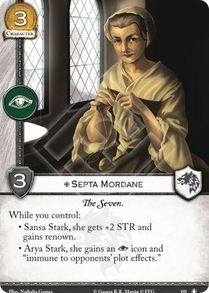 Septa Mordane - TS