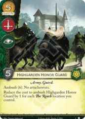 Highgarden Honor Guard - 5