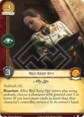 Red Keep Spy - 12