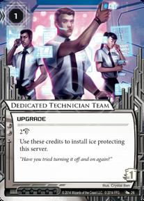 Dedicated Technician Team