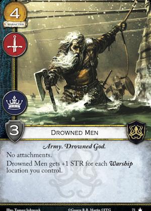 Drowned Men - Core