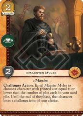Maester Myles