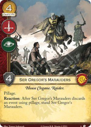 Ser Gregors Marauders - 8