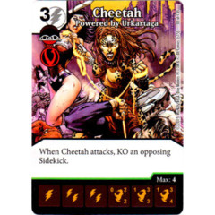 Cheetah - Powered by Urkartaga (Die & Card Combo Combo)
