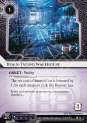 Brain-Taping Warehouse