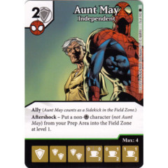 Aunt May - Independent (Die & Card Combo)