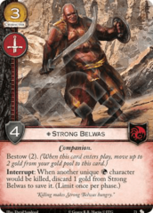 Strong Belwas - TRW