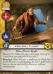 Ser Axell Florent - TRW
