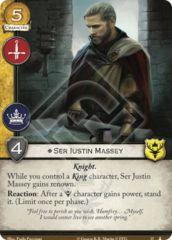 Ser Justin Massey-TMoW 27