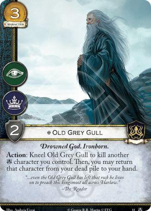 Old Grey Gull