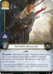 Captain's Daughter - AtSK