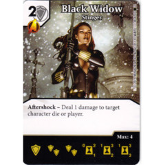 Black Widow - Stinger (Die & Card Combo)