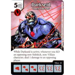 Darkseid - Omega Beams (Die & Card Combo Combo)