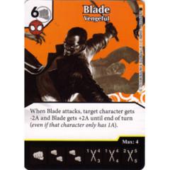 Blade - Vengeful (Die & Card Combo)