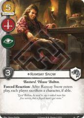 Ramsay Snow - Km