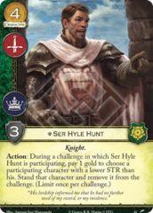 Ser Hyle Hunt - Km