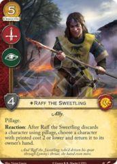 Raff the Sweetling - Km