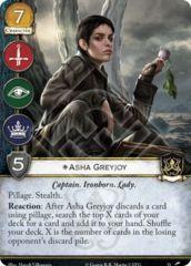 Asha Greyjoy - Km