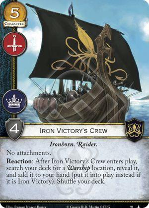 Iron Victorys Crew