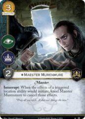 Maester Murenmure
