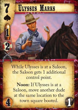 Ulysses Marks