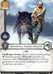 Winterfell Kennel Master - TRtW