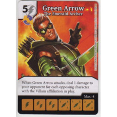 Green Arrow - The Emerald Archer (Die & Card Combo Combo)