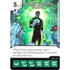 Green Lantern - Hal Jordan (Die & Card Combo Combo)