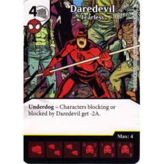 Daredevil - Fearless (Die & Card Combo)
