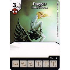 Dagger - Tandy Bowen (Die & Card Combo)