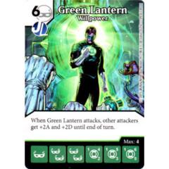 Green Lantern - Willpower (Die & Card Combo Combo)