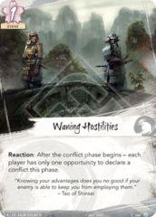 Waning Hostilities
